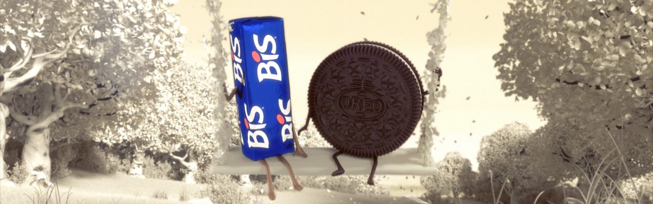 "Bis Oreo "" The perfect Combination"""